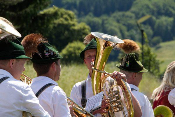 Musique traditionnelle, musique folklorique