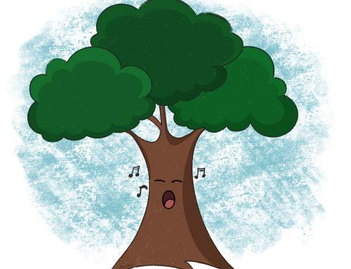 L'arbre chantant