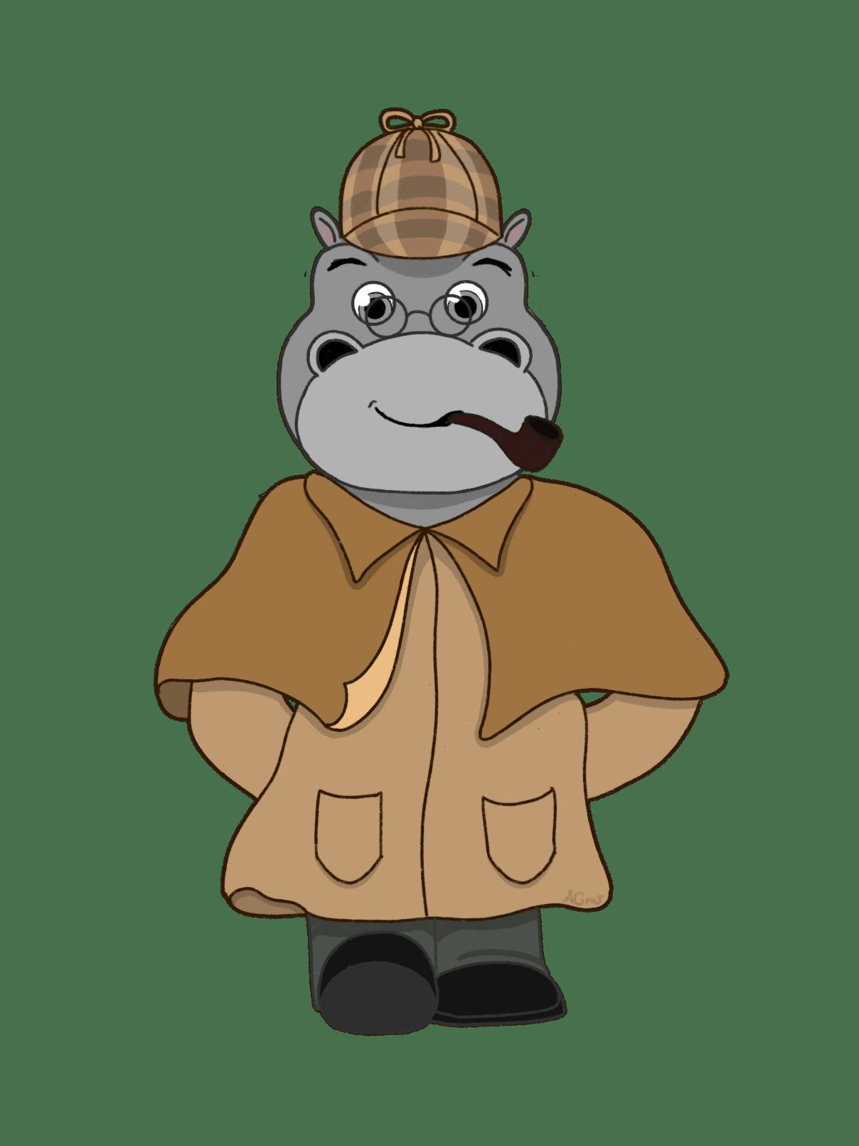 Hippopotame Animozar