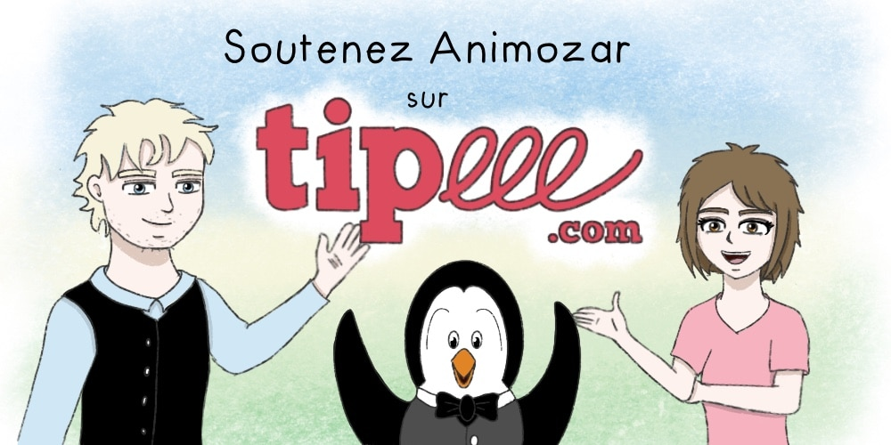 Soutenez Animozar sur Tipeee
