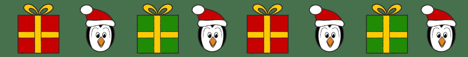 Bannière décoration Noël