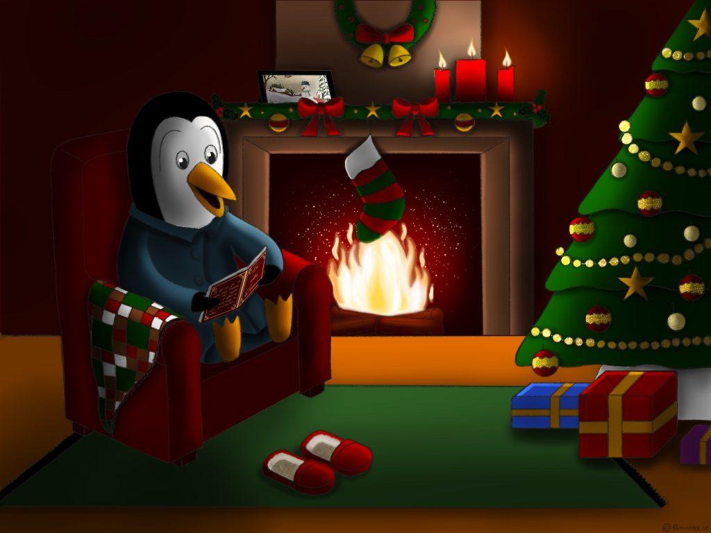 Illustration Noël Animozar