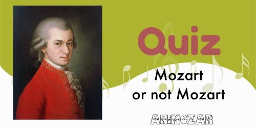 Quiz Mozart or not Mozart