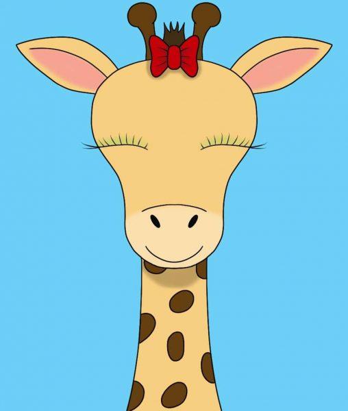 Girafe Voyage en Animozar